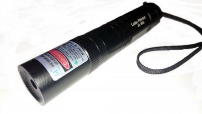 Лазерная указка JD-850 зеленый луч