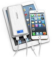 Портативное зарядное устройство Power Bank 20000 mAh с подсветкой