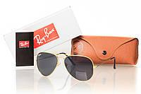 Солнцезащитные очки реплика RAY BAN AVIATOR 7477