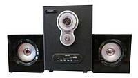 Акустическая система AU - 3008 (220V + USB + FM + карта памяти)
