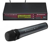 Динамический микрофоном Sennheiser EW 100 G2, вокальный микрофон sennheiser, беспроводной микрофон синхайзер