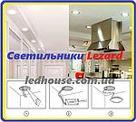 Светодиодные LED светильники, виды и преимущества