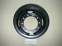 Колесо дисковое 7,0-20 с кольцами в сборе (пр-ва КАМАЗ)