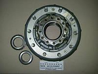 Ступица задняя 65115 с торм. барабаном (пр-во КАМАЗ), 65115-3104007