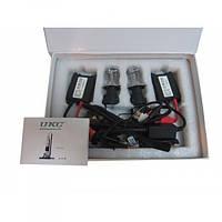 Ксенон HID H3, ксенон UKC Hid H3 6000K, комплект ксенон, Н3 лампочки