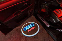 Дверной логотип LED LOGO 010 AUDI