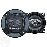 Автомобильные акустические динамики колонки Pioneer TS-1372, автоколонки коаксиальные 13 см, колонки Pioneer