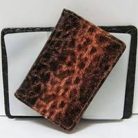 _Визитница Y-3936 Леопард