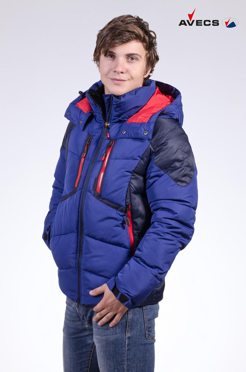 Куртка мужская зимняя Avecs Размеры 46