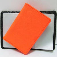 Визитница Y-4038 Orange