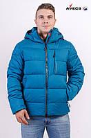 Куртка мужская Avecs AV-7342612 Бирюзовый Авекс Размеры 48 50 54