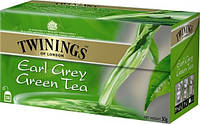 Чай зеленый Twinings Earl Grey, 25п.х2г
