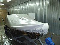 Транспортировочные тенты из ПВХ на лодки Прогресс, фото 1