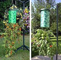 Приспособление для выращивания овощей Topsy Turvy, плантатор овощей