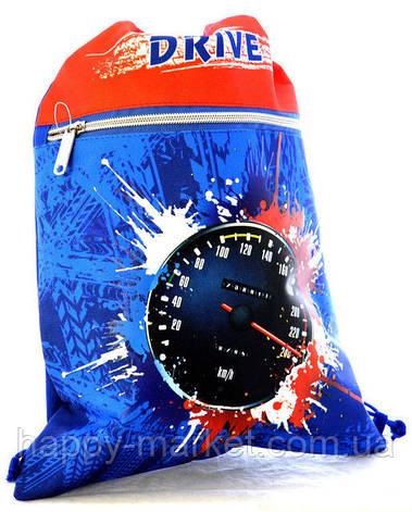 """Сумка для обуви с карманом """"Drive"""" Josepf Ottenn JO-15261, фото 2"""