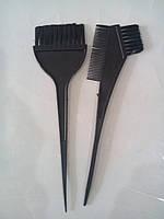 Набор (щеточка+расческа) для окрашивания волос