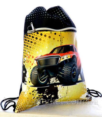 "Сумка для обуви с карманом ""Джипы"" Josepf Ottenn JO-15281, фото 2"