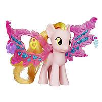 Май литл пони Хани Рейс Делюкс с волшебными крыльями. Оригинал Hasbro