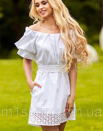 b69e37ecc65 Летнее платье из хлопка