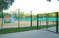 """Ворота (теннисные корты), ограждение """"Пром"""".jpg"""
