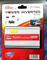Автомобильный преобразователь инвертор 12-220 В RG 8120N 200W