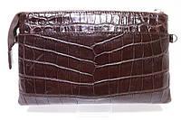 Клатч из кожи сиамского крокодила, фото 1