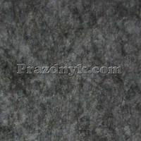 Фетр 20х30 серый меланж 3 мм
