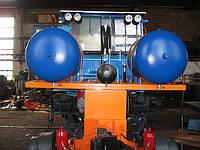 Ремонт Колесно-рельсового тягача (локомобиля) КРТ-1