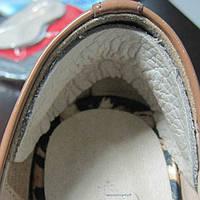 Вставки от натирания обуви из PU кожи