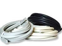 Шнуры круглого и прямоугольного сечения, вакуумные шнуры и трубки, изделия из ТМКЩ