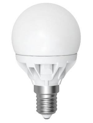 Светодиодная лампа Electrum A-LB-0942 4W E14 2700K LB-9 мат.керам. Код.56858, фото 2