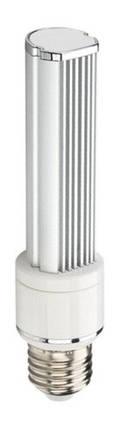 Светодиодная лампа Electrum A-LW-0098 5W E27 2700K LW-24 мат.ал.к. Код.56854, фото 2