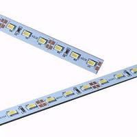 Светодиодная лента Premium SMD 5630/72 12V 3000K IP20 1м на алюминиевой подложке Код.56853