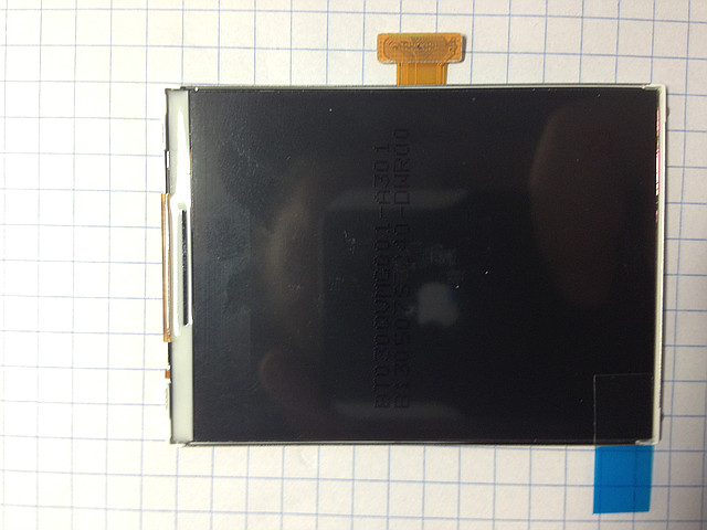 Дисплей Samsung S5282