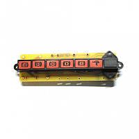 Блок контрольных ламп 24В (ОСВАР), 2312.3803-23