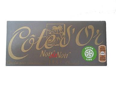 Шоколад бельгийский черный Cote d'Or, 150г