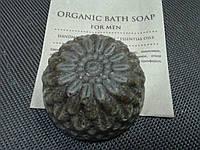 "Мыло туалетное ""Для мужчин на травах"" (форма хризантема)"