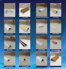 Карнизы алюминиевые
