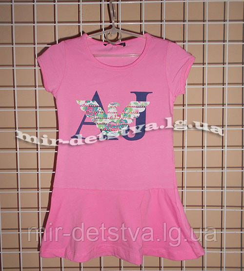 67bb33886fa Брэндовые трикотажные платья для девочек