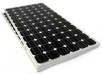 Солнечная панель UKC 150 Вт, монокристалл, фото 1