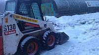 Чистка снега в Киеве Уборка и вывоз снега