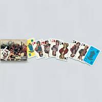 Комплект игральных карт Ukraine, Bridge, 2х55 листов