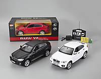 Машинка радиоуправляемая BMW X6, bmw на радиоуправлении, машинка на радиоуправлении, машинка на пульте
