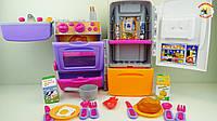 """Игровой набор """"Детская кухня в чемодане"""", детская игровая кухня, игрушечная кухня, детская кухня чемодан"""