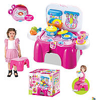 Детская игровая кухня Kitchen set, игровой набор детская кухня, игрушечная кухня для девочки, детский набор