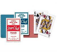 Карты Star Club з 2-ма индексами, 55листов