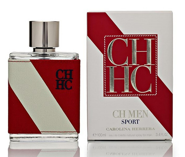 Мужская туалетная вода CH Men Sport Carolina Herrera 100ml NNR ORGAP /7-42