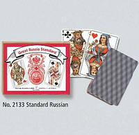 Standard Russian_m2_55 Комплект гральных карт Standard Russian 2*55 листов