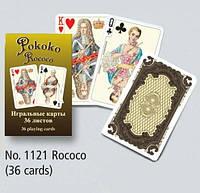 rococo_m Карты Rococo 1колода 36 листов
