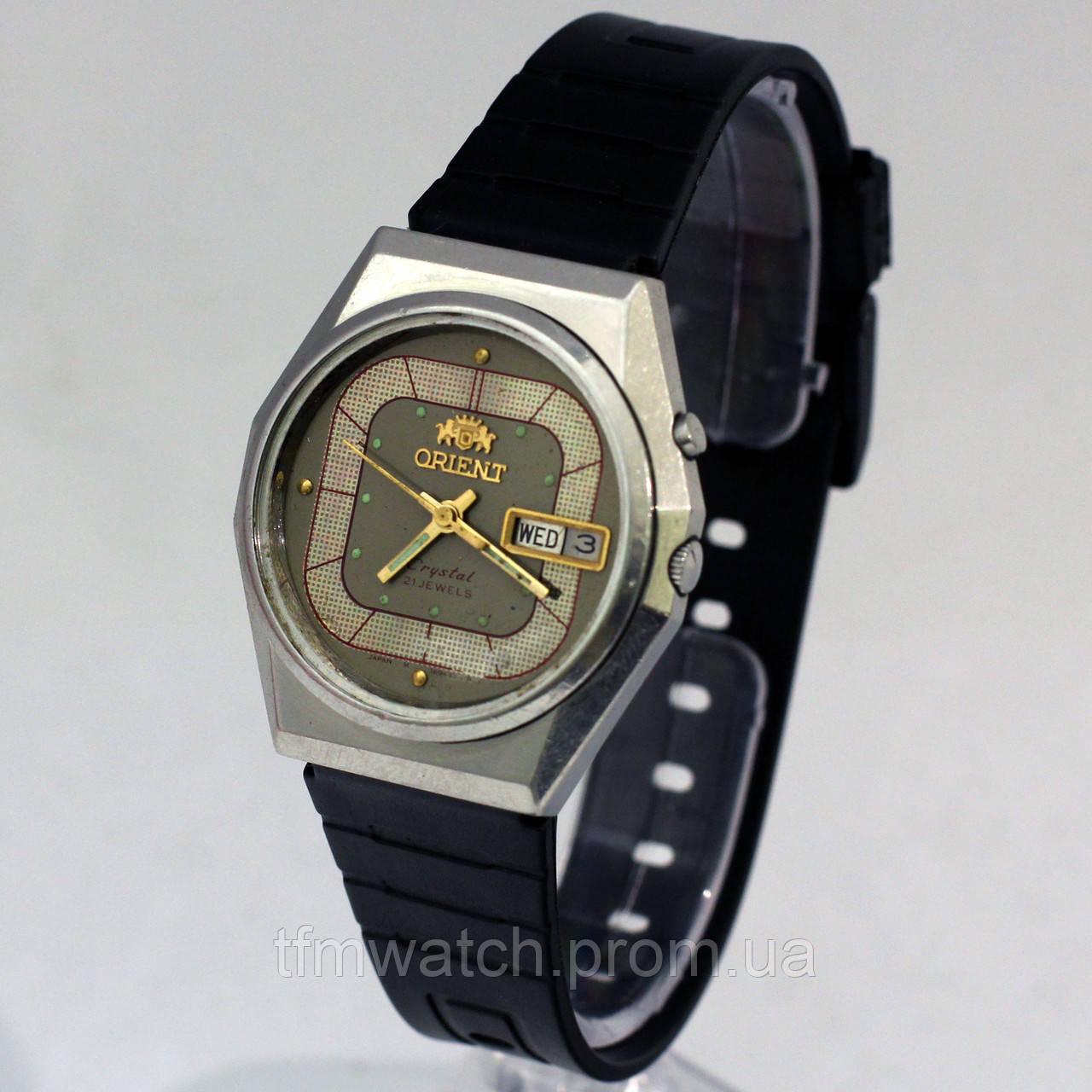 Часы Orient с двойным календарем